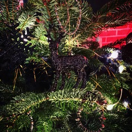 Christmas details 🎄🌲  .  #christmas #holidays #merrychristmas #christmasdecor #christmasiscoming #xmas #win #giveaway #giveawaycontest #paris